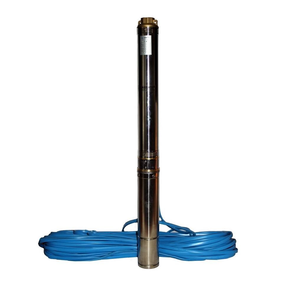 Насос скважинный Aquatech SP3,5 4-65 (4-60) с кабелем (40м)