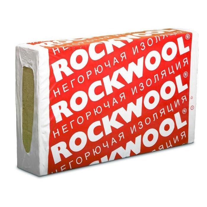 Базальтовый утеплитель Rockwool Венти Баттс Оптима 1000х600х40 мм