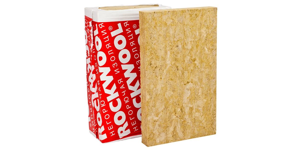 Базальтовый утеплитель Rockwool Венти Баттс Н Оптима 1000х600х50 мм